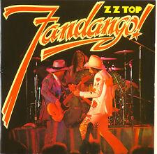 CD-ZZ Top-Fandango! - a 664