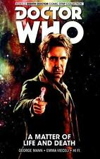 Doctor Who: The Eighth Doctor, Volume 1: A Matter of Life and Death (Paperback o