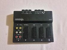 VIVANCO SBX 84 - AV CONNECTOR 3 3 CHANNEL RGB AV SWITCH BOX,occasione