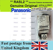Original Véritable Panasonic USB Câble VFA0544, HX-WA2 HX-A500 HX-A100