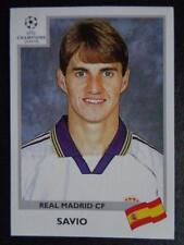 Panini Champions League 1999-2000 - Savio (Real Madrid CF) #204