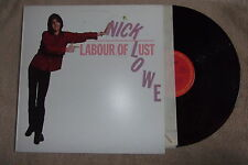 NICK LOWE labour of lust CANADA ORIGINAL LP 1979 synth pop new wave Club issue