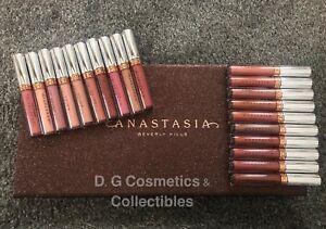 100% Genuine Anastasia Beverly Hills Matte Liquid Lipstick Full Size INDIVIDUAL
