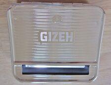 Gizeh Metall Tabakdose Tabakbox Rollbox Zigaretten Drehmaschine