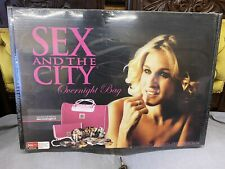 BNIB Sex And The City Complete Box Set DVD Full Collection With Bag Dermalogica
