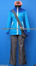 Pokemon Black and White Hilbert Cosplay Costume Size M Human-Cos