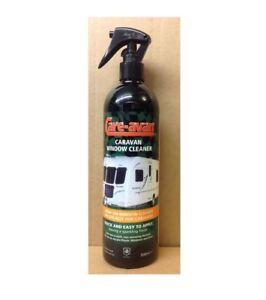 careavan caravan window cleaner