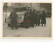 Foto, Flak-Regiment 35, Einsatz in Russland, Lkw (N)19188