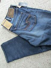NEW SILVER JEANS HUNTER LOOSE TAPER STRETCH JEANS MENS 32X32 FREE SHIP