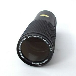 Apollo ZOOM Carousel Projection Lens 85mm-150mm f/3.5 Model AY2000C-NICE