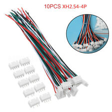 10pcs XH2.54 4Pin 1007 24AWG Single End 15cm Wire To Board Connector K9