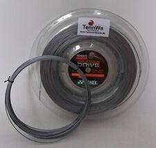 TennWa-Tipp: 12m (0,46€/lfd. m) YONEX Poly Tour Drive silber 1,25mm, Tennissaite