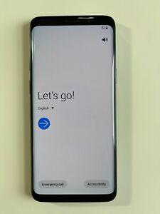 Samsung Galaxy S9 SM-G960 - 64GB - Coral Blue - Excellent Condition