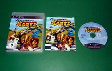 Super Star Kartz mit Anl. und OVP - FUNRACING GAME fuer Playstation 3 PS3