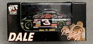 PIT STOP #3 DALE EARNHARDT GOODWRENCH PERFORMANCE - AUG 11, 1996 - 1:64 SCALE