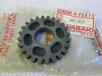 NOS KAWASAKI F5 F8 F81M F9 OEM OUTPUT SHAFT 2ND GEAR 13131-024