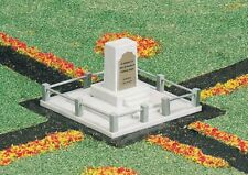 Bachmann HO Center Square Monument 1970 Veterans Of Foreign Wars 42218