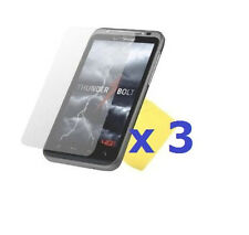 3 x New Anti-Glare Screen Protector for HTC ThunderBolt