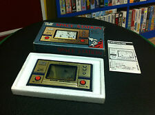 Masudaya Game & Watch Play & Time Space Station LCD Japan Complete