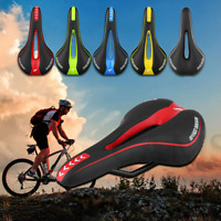 Bicycle Bike Cycle MTB Saddle Road Mountain Sports Soft Cushion Gel Pad Seat USA