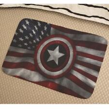 Captain America Anti-Rutsch Türmatte Fußabtreter Sauberlaufmatte y41 w2071