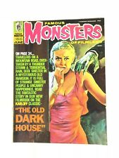 Famous Monsters Of Filmland #66 June 1970 The Old Dark House