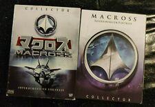 Robotech: The Macross Saga Coffret Collector 7 DVD 36 Episodes 15H VOST FR