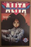 Battle Angel Alita #1 First Printing Original Viz Comic Book 1992