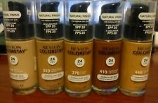 REVLON COLORSTAY 24HRS  NORMAL/DRY SKIN NATURAL FINISH w/SPF 20 NEW!! YOU CHOOSE
