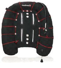 Maximus Premium Tech 50 ALA pacchetto by Red Hat Diving. ALA, Cablaggio, Piastra