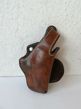 Perfect Bianchi #56L Leather Paddle Type Holster S&W .38/.357 Right Hand 4 Inch