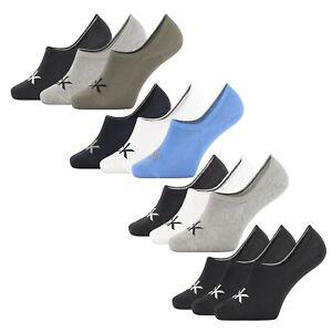 CK Calvin Klein MEN LINER 3P LOGO ALBERT Knöchelsocken Footie Sneaker Socken