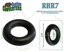 "RHR7 1 1/4"" O-Ring Exhaust Mount Rubber Insulator Grommet Hanger Bushing Support"