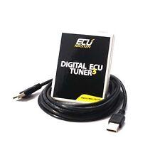 ECUMaster DET3 Piggyback Tuner, 400 kPa, MAF Removal, SR20 S13 S14 S15 SR20DET