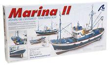 Kit madera Atunero Cantabrico Marina II artesania Latina