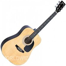 Falcon FG100N Dreadnought style guitare acoustique Finition Naturelle-Neuf