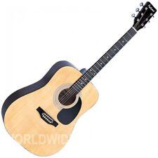 Falcon FG100N Dreadnought Acoustic Guitar Natural