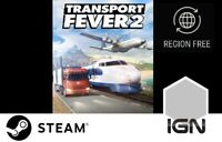 Transport Fever 2 [PC] Steam Download Key - FAST DELIVERY