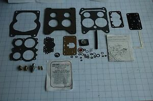 1973-76 CARB KIT CHRYSLER DODGE PLYMOUTH HOLLEY MODEL 4175 Q-JET 4B REPLACEMENT
