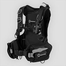 Apeks - Black Ice  - Wrapture™ harness  Backplate System - Size SM/MD