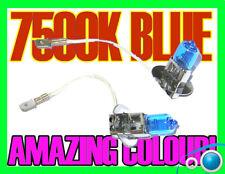 H3 7500K Xenon Fog Light/Lamp Bulbs For Honda Crx Del Sol Prelude <01