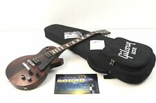 2016 Gibson Les Paul Studio Faded HP Electric Guitar - Worn Brown w/Bag
