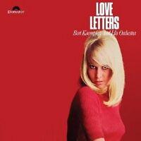 """BERT KAEMPFERT """"LOVE LETTERS"""" CD RE-RELEASE NEU"""
