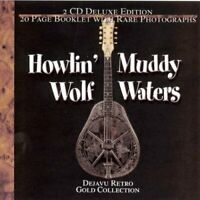 Muddy Waters - Gold Collection (CD) (2000)