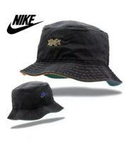 Nike BHM Black History Month Bucket Hat Vintage Black Men's M/L Fisherman's NWT