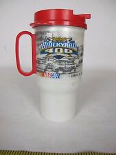 Indianapolis Indy Brickyard 400 Thermo Tumber Cup Mug August 1997 Nascar