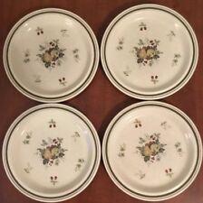"""Royal Doulton England Lambethware CORNWALL LS1015 Set/4 Salad Plates 8 5/8"""" D57"""