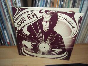 SUN RA Singles Vol.2 1962-1991 EU 2017 STRUT / ARTYARD 3xLP AVANT JAZZ