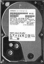 HITACHI HDS721010CLA332 1TB SATA HARD DRIVE P/N: 0F10383 MLC: JPT3MA JP2