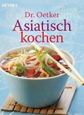Dr. Oetker Sachbücher über Kochen